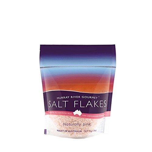 Murray River Salt/Australische Salzflocken Pink, 50 g