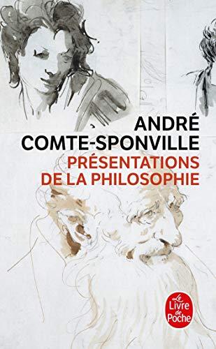 Le livre Présentations de la philosophie d'André Comte-Sponville
