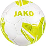 JAKO Fußbälle Lightball Striker 2.0 MS, weiß/Lemon, -290 g, 3, 2356