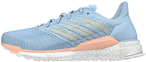 adidas Performance Solar Boost 19 Laufschuh Damen hellblau, 5 UK - 38 EU - 6.5 US