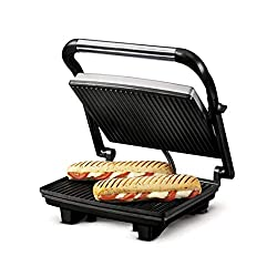 Nova NSG 2449 1000 Watt Panini Sandwich Grill Maker