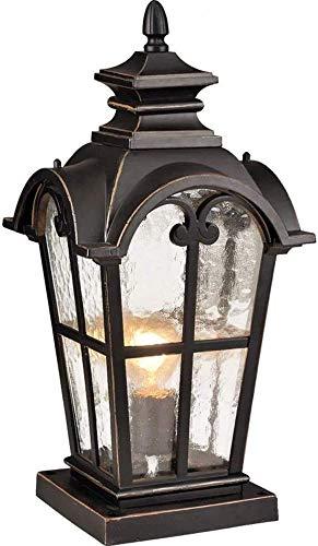 SHUHAO Al Aire Libre a Prueba de Lluvia lámpara de Pared de...