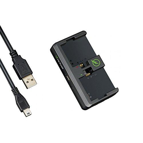 Re-Fuel RF-100GP34 GoPro Hero 4 oplader voor 2x accu zwart