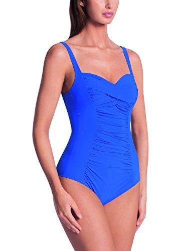 Anita Comfort Damen Michelle Einteiler, Blau (French Blue 354), (Herstellergröße:40 D)
