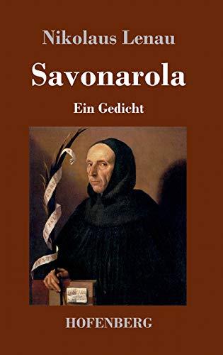 Savonarola: Ein Gedicht
