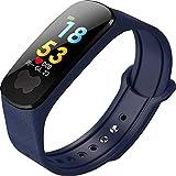 YSSJT Smart Watch EKG Blutdruckmessgerät Farbbildschirm Smart Armband PPG + EKG doppelte...