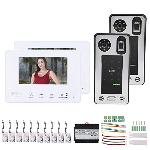 Videoportero, Videoportero, 100‑240V para Villa para Residencial para Apartamento para Negocios