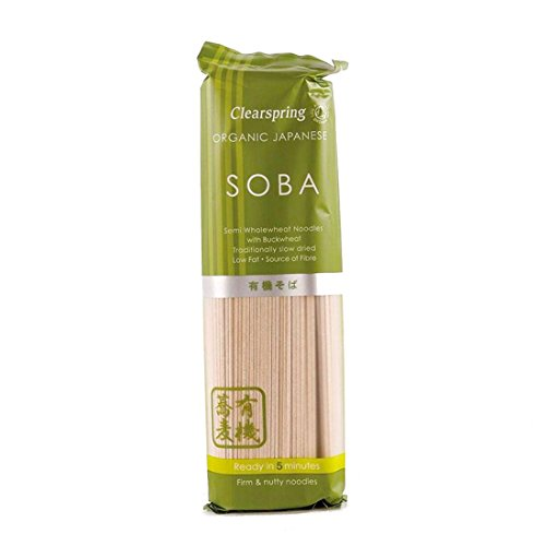 Clearspring | Soba Noodles | 1 x 200g