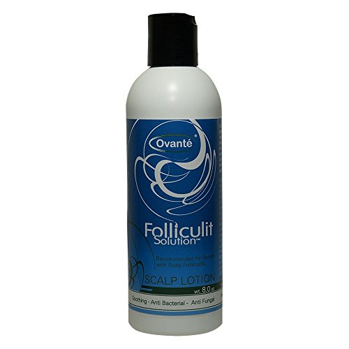 Treatment of Severe and Chronic Folliculitis - Leave in Hair and Scalp Lotion 8.0 Oz