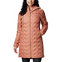 Columbia Delta Ridge Long Down Women's Jacket