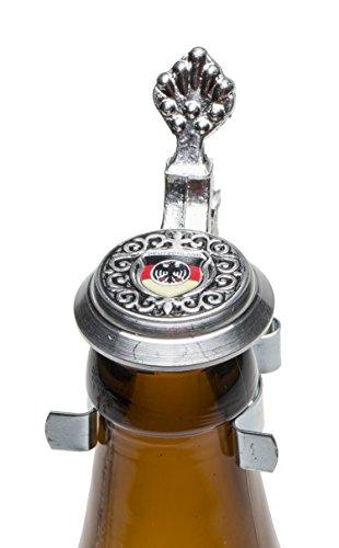 Schnabel-Schmuck Flaschenverschluß