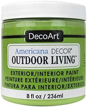 DecoArt Americana Outdoor Living 8oz Succulent product image