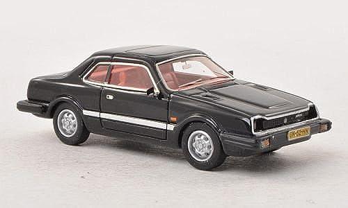 Honda Prelude MK1 , noire, 1981, voiture miniature, Miniature déjà montée, Neo 1 87