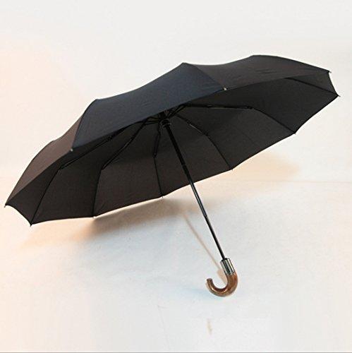 GTWP GTWP GT Umbrella Erwachsene Sun Rain Umbrella Automatisch Umbrella Anti-UV Waterproof Parasol Regenschirm Sunshade