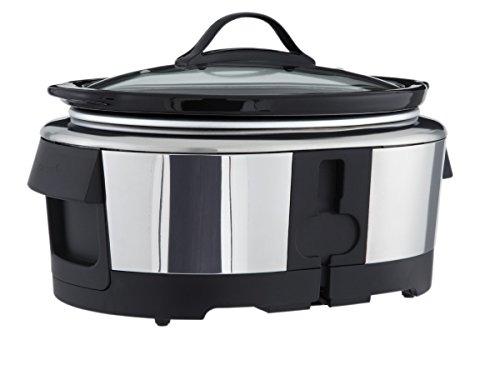 Product Image 17: Crock-Pot 6-Quart WeMo-Enabled Smart Slow Cooker, Stainless Steel