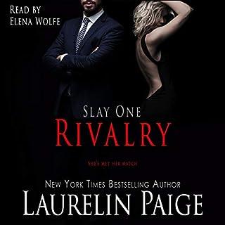 Slay: Rivalry audiobook cover art