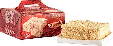Franzeluta Torte Napoleon 1,1kg tiefgefroren Торт Наполеон 1,1г