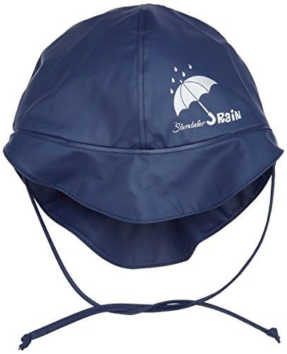 Sterntaler Jungen Regenhut Mütze, Blau (Marine 300), Größe: 55