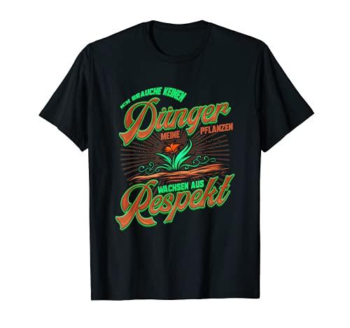 Gärtner - Abono divertido para jardineros aficionados Camiseta