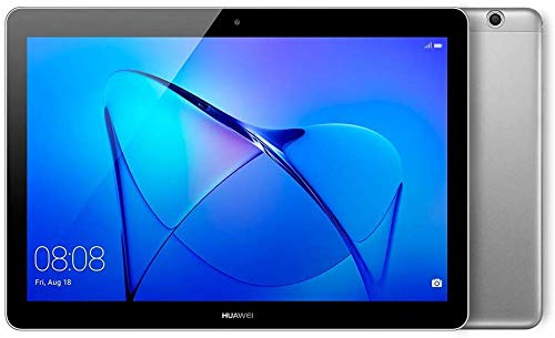 HUAWEI Mediapad T3 10 Tablet WiFi, CPU Quad-Core A53, 2 GB RAM, 32 GB, Display da 10 Pollici, Grigio (Space Grey)