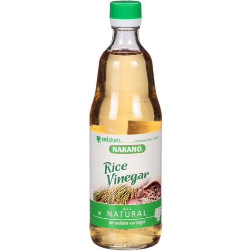 Nakano Rice Vinegar Natural - 12 ounce