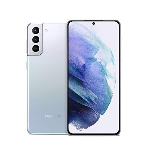 Samsung Galaxy S21+ 5G Unlocked (128GB) - Phantom Silver