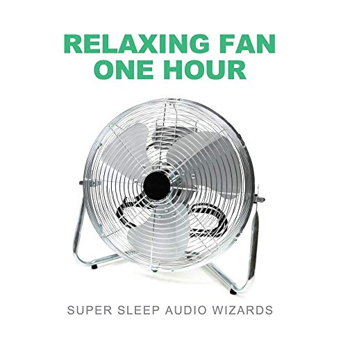 Relaxing Fan One Hour (White Noise, Floor Fan Sound)