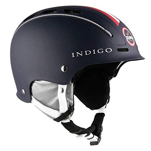 Indigo Ski-Helm High Zürs Ski Guides | Größe L
