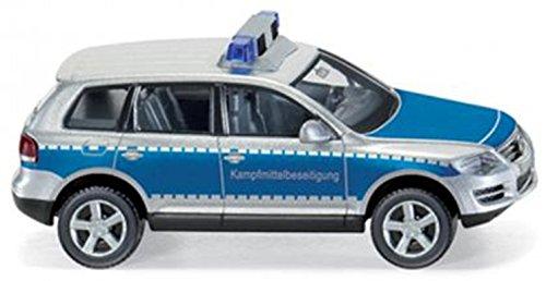 Wiking 010443- VW Touareg GP Kampfmittelbeseitigung (1:87)
