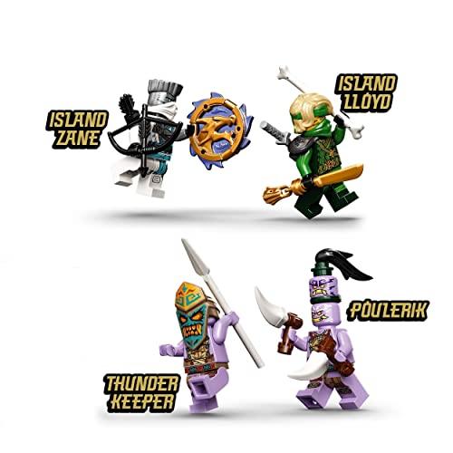 LEGO Ninjago - Dragón de la Jungla (71746)