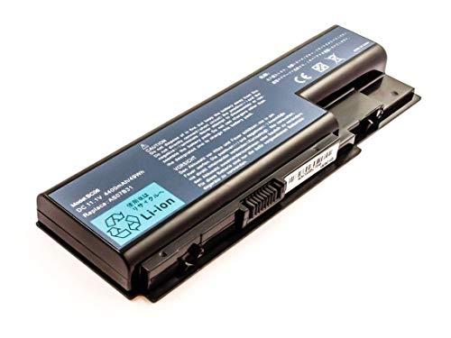 eVendix Akku kompatibel mit Easynote LJ71-RB-071 10,8 Volt 4400 mAh 44 Wh Li-Ion Akkus