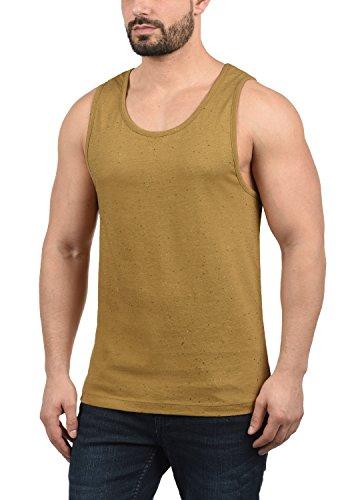 Blend Napolito Herren Tank Top Mit Rundhalsausschnitt, Größe:XL, Farbe:Dijon Brown (75122)