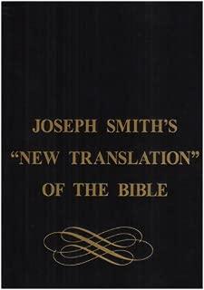 Joseph Smith's New Translation of the Bible