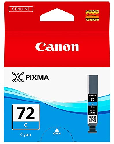 Canon Tintenpatrone PGI-72 C - cyan 14 ml - Original für Tintenstrahldrucker