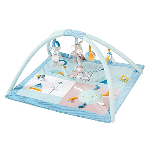 Nattou Playmat with Arches Palestrina con Tappetino, Tim e Tiloo, 74 x 60 x 8 cm, 498258