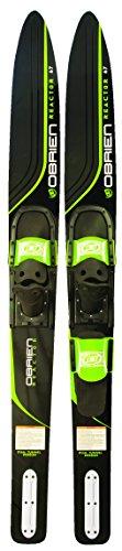 O'Brien Reactor Combo Water Skis with 700 Bindings, 67'