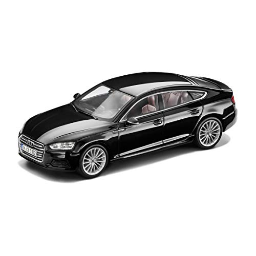 Audi A5 Sportback 1:43 Mythosschwarz