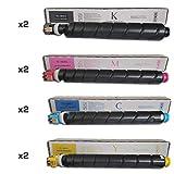 Tóner Compatible TK-8515 para KYOCERA TASKalfa 5052ci y TASKalfa 6052ci. (Multicolor 2)