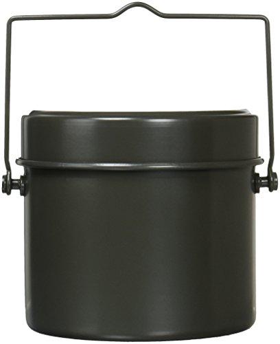 キャプテンスタッグ(CAPTAIN STAG) バーベキュー BBQ用 炊飯器 林間丸型ハンゴー 4合炊きM-5546