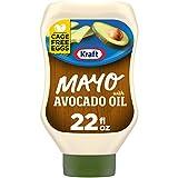 Kraft Mayo Avocado Oil Mayonnaise (22 oz Bottle)
