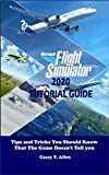 MICROSOFT FLIGHT SIMULATOR 2020 TUTORIAL GUIDE: Tips and Tricks You Should Know That The Game Doesnt Tell you
