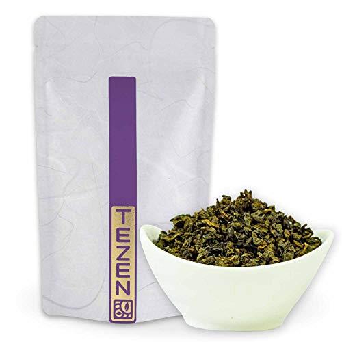 Ginseng Oolong Tee natürlich aromatisierter Oolong Tee aus Fujian, China | Hochwertiger chinesischer Oolong Tee | Natürlich aromatisierter Oolong mit Ginseng Pulver (100g)
