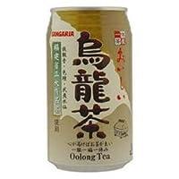サンガリア おいしい烏龍茶 340g×24本