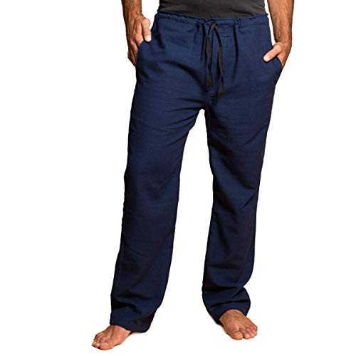 PANASIAM Pants,T01 in Blue, L