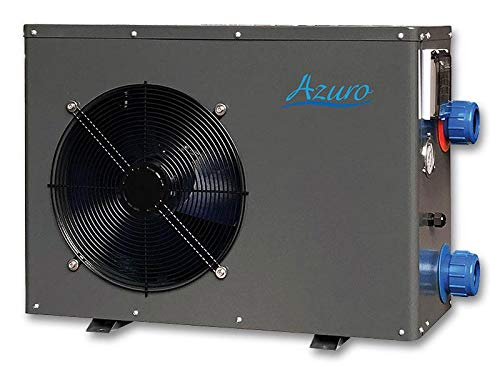 Mountfield Azuro BP-50WSC Wärmepumpe für Outdoor Pools, 4,6 kW, 3000 Liter/Stunde