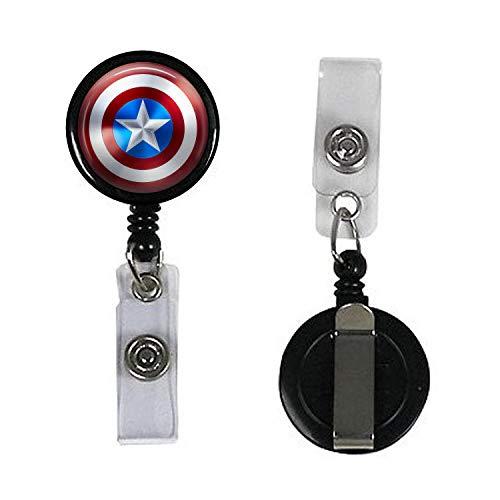 1 Captain America Symbol Crafting M…