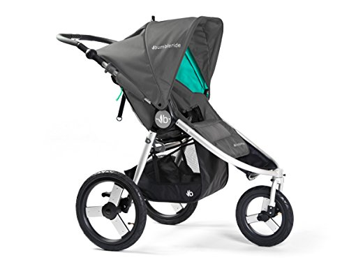 2017 Bumbleride Speed Jogging Stroller, Dawn Grey