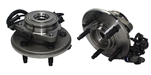 Detroit Axle 515050 Pair (2) Wheel Hub...
