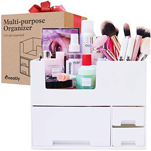 Product Image of the Makeup Organizer - Stackable Make up Organizers and Storage Drawers....