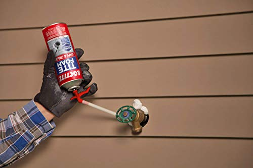 Loctite TITE FOAM Insulating Foam Sealant, Gaps & Cracks, 12-Ounce Can